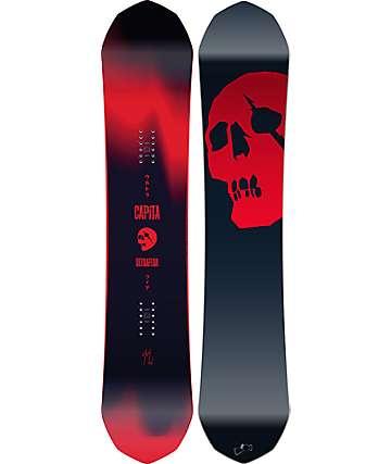 Capita Ultrafear 155cm tabla ancha de snowboard