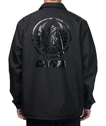 Capita x adidas Mid Black Coaches Jacket