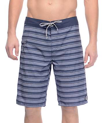 Captain Fin Co. Proven board shorts en azul marino