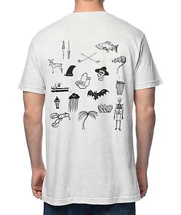 Captain Fin Essentials Mineral camiseta