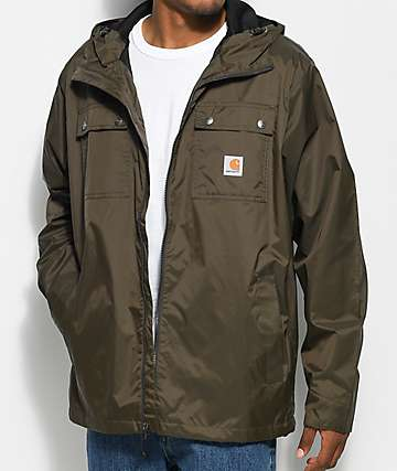 Carhartt Rockford Brown Jacket
