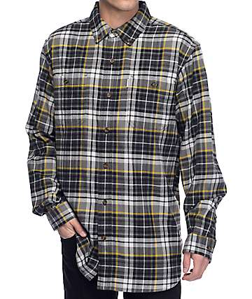 Carhartt Trumbull Shadow Plaid Shirt