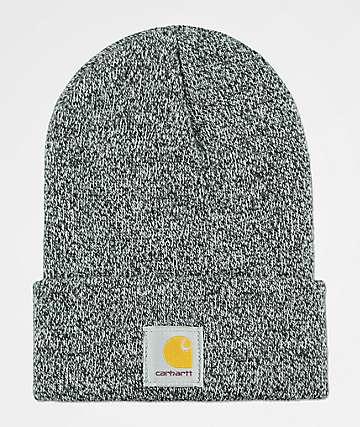 Carhartt Watch Black & White Beanie