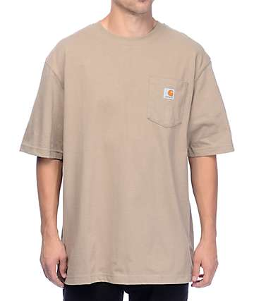 Carhartt Worker Desert Pocket T-Shirt