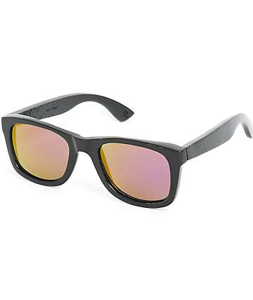 Cassette Daytrip Bamboo Sunglasses