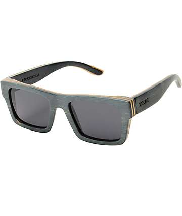 Cassette Stockholm Canadian Maple Skate Polarized Sunglasses