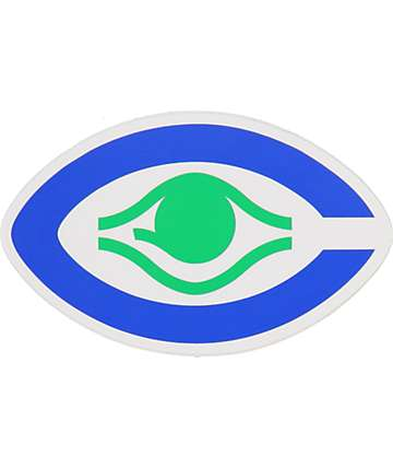 Casual Industrees C-Eye Sticker
