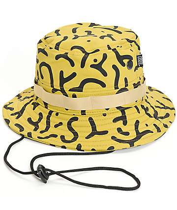 Casual Industrees Camo Boonie Bucket Hat