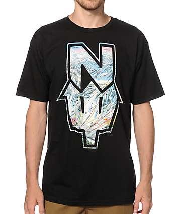 Casual Industrees N Dub Stevens camiseta negra