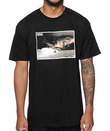 Casual Industrees Night Rider T-Shirt