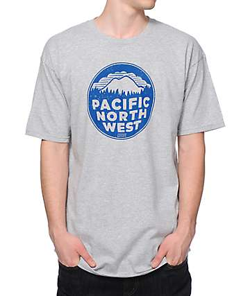 Casual Industrees PNW Distressed T-Shirt