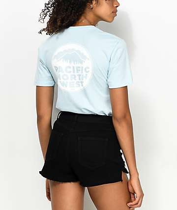 Casual Industrees PNW Light Blue T-Shirt