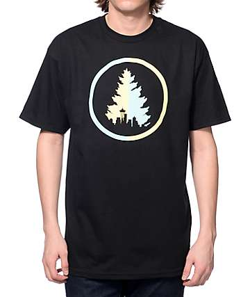Casual Industrees SEA Johnny Tree Circle T-Shirt