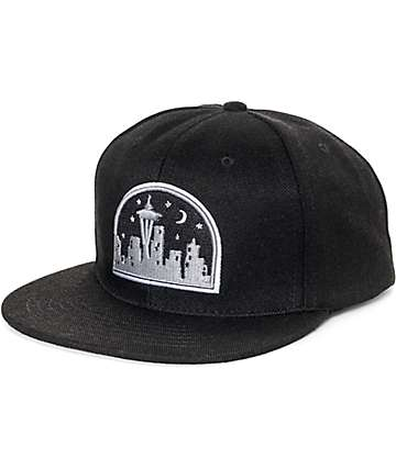 Casual Industrees Seattle Nights gorra snapback