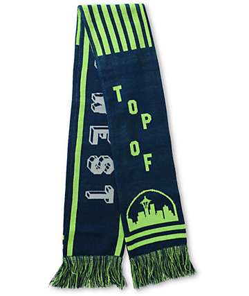 Casual Industrees Seattle Skyline Scarf
