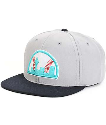 Casual Industrees Seattle Snapback Hat