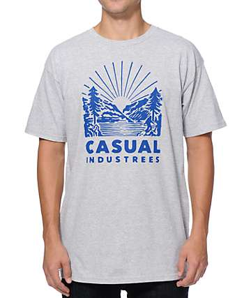 Casual Industrees Squatch Valley T-Shirt