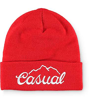 Casual Industrees Tap The Mountain Beanie