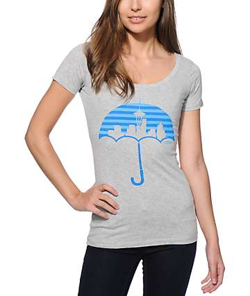 Casual Industrees Umbrella Stripes T-Shirt