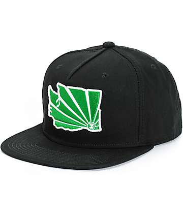 Casual Industrees WA Brah Snapback Hat