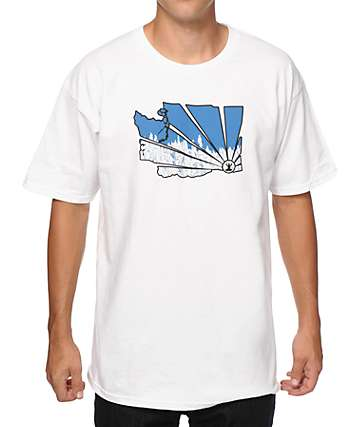 Casual Industrees WA Brah Treeline T-Shirt