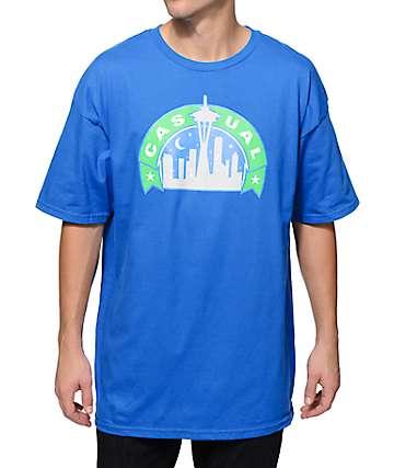 Casual Industrees WA Casual Nights T-Shirt