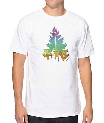 Casual Industrees WA JR Needle T-Shirt