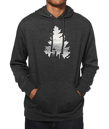 Casual Industrees WA Johnny Tree Hoodie