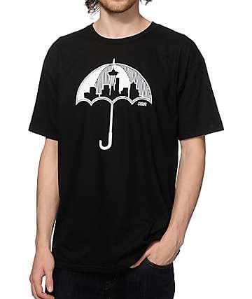 Casual Industrees WA Umbrella 2 Tone T-Shirt