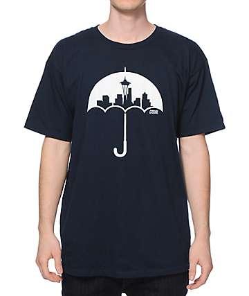 Casual Industrees WA Umbrella T-Shirt