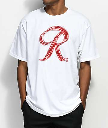 Casual Industrees x Rainier R Lit White T-Shirt