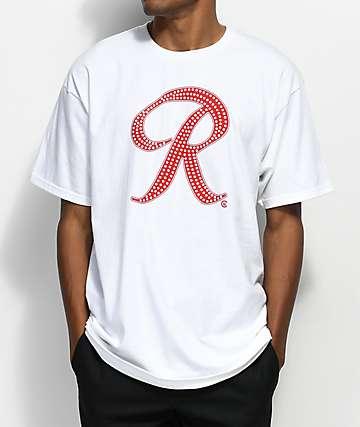 Casual Industrees x Rainier R Lit White T-Shirt