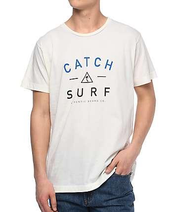 Catch Surf Mercer White T-Shirt
