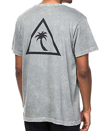 Catch Surf Team II Smoke Wash T-Shirt