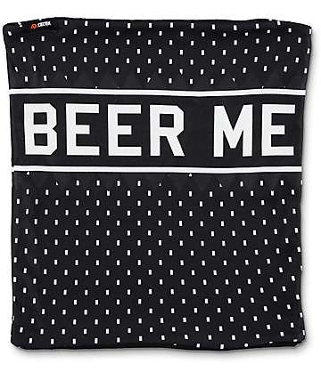 Celtek Beer Me Meltdown Black Neck Gaiter