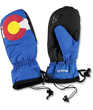 Celtek Bitten By A Mitten Colorado mitones de snowboard