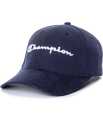 Champion Classic gorra strapback en azul marino