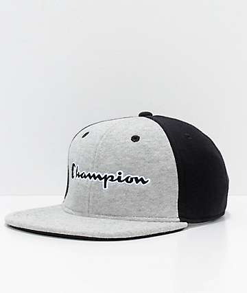 Champion Reverse Weave Colorblock Strapback Hat