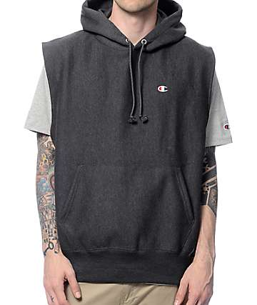 Champion Reverse Weave Sleeveless Sweatshirt