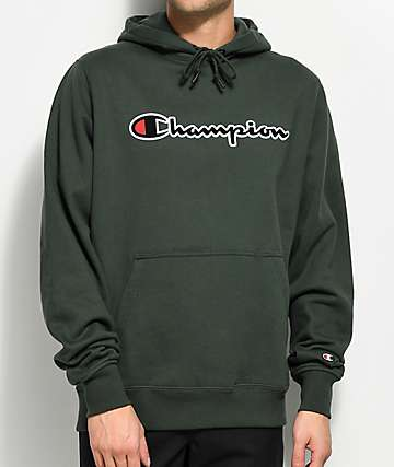 Champion Super Fleece 2.0 Forest Grove Hoodie