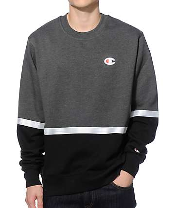 Champion Super Fleece 3.0 Crew Neck Sweatshirt