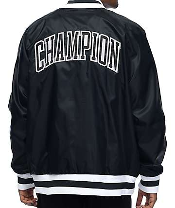 Champion Victory Black Bomber Jacket