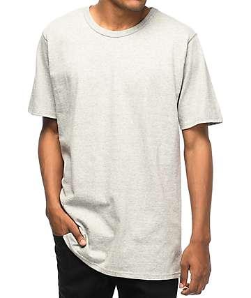 Champion camiseta tejida al revés en gris