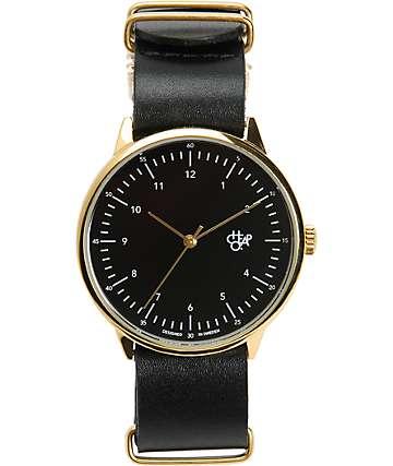 Cheapo Harold Leather Analog Watch