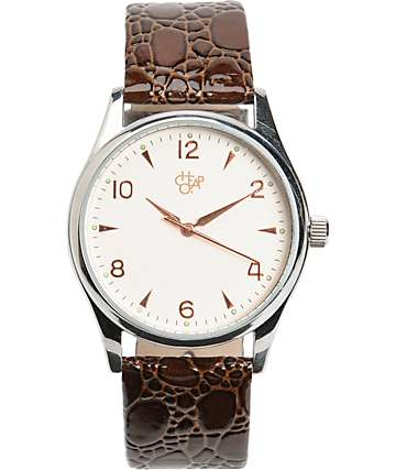 Cheapo Rodger Silver Analog Watch