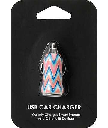 Chevron USB Car Charger