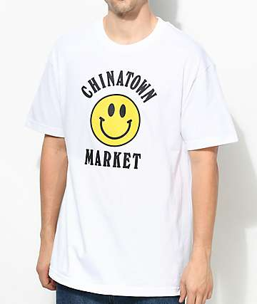 Chinatown Market Logo camiseta blanca