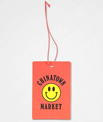 Chinatown Market Smiley Air Freshener