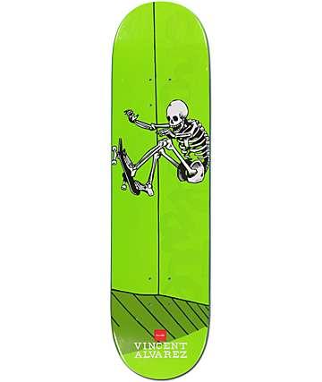 "Chocolate Alvarez Day Of The Shred 8.25"" Skateboard Deck"