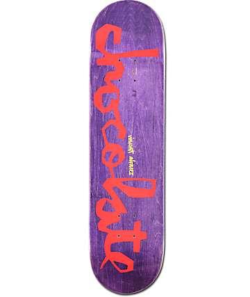 """Chocolate Alvarez OG Chunk 8.0"""" tabla de skate"""